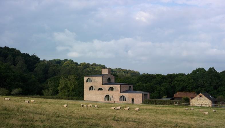 Adam Richards: Nithurst Farm nella campagna inglese