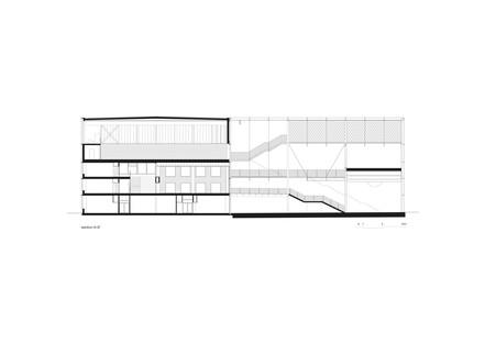 Xaveer De Geyter Architects: 195 Melopee School a Gand