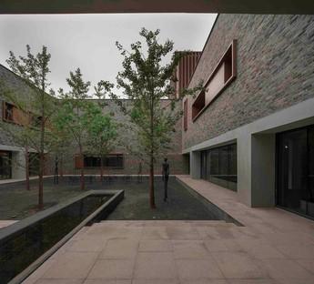 Junshan Cultural Center di Neri & Hu