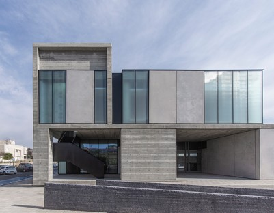 TEO Center for Culture, Art and Content di Lerman Architects a Tel Aviv