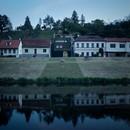 Kuba & Pilař: Villa lungo il fiume a Znojmo, Repubblica Ceca