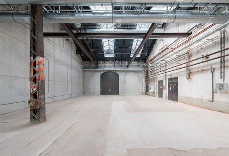 Atelier Brückner: Recupero delle Wagenhallen di Stoccarda