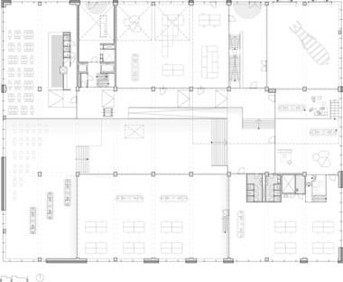 Westbeat di Studioninedots: residenze private e spazio pubblico convivono ad Amsterdam
