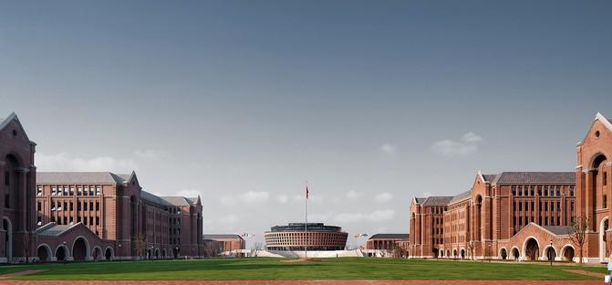 UAD presenta il campus internazionale della Zhejiang University in Cina