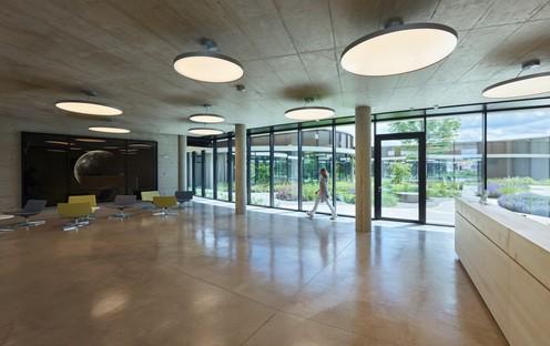 Dietrich Untertrifaller: Legero united campus a Graz