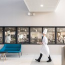 La sede parigina di École Ducasse porta la firma di Arte Charpentier