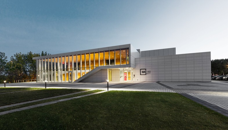 Quai 5160, il nuovo centro culturale di Verdun disegnato dai canadesi FABG