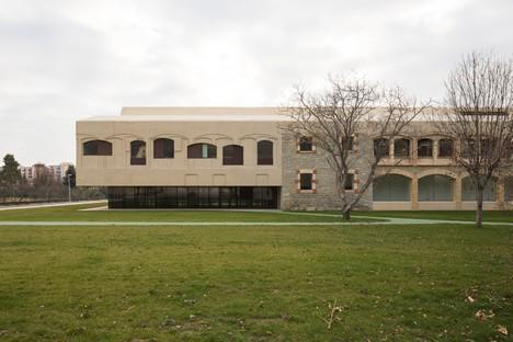 Vaillo+Irigaray: Ampliamento di un centro psichiatrico, Pamplona