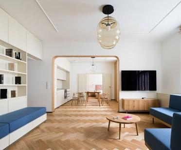 No Architects: Appartamento a Dejvice, Praga
