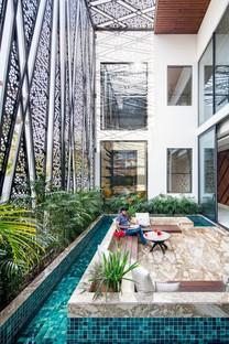 Cantilever House di Zero Energy Design Lab