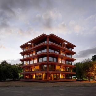 Pezo Von Ellrichshausen: Ines Innovation Center, Concepción