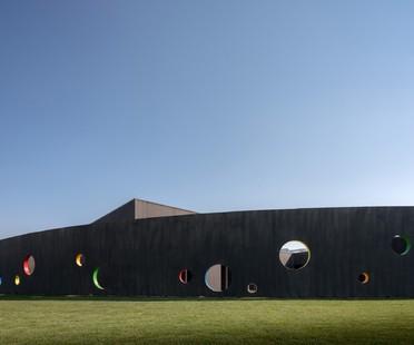 ZAA Zanon Architetti Associati: H-Farm Campus a Roncade, Treviso