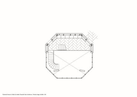 Atelier Tsuyoshi Tane: Casa nella Todoroki Valley, Tokyo