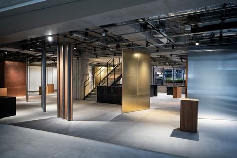 The Playhouse di Pan-Projects, riqualificazione nel fashion district di Aoyama a Tokyo