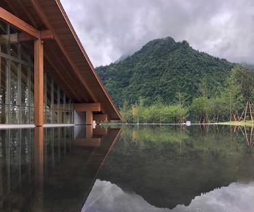 Il Museo d'Arte di Yunshan, progettato