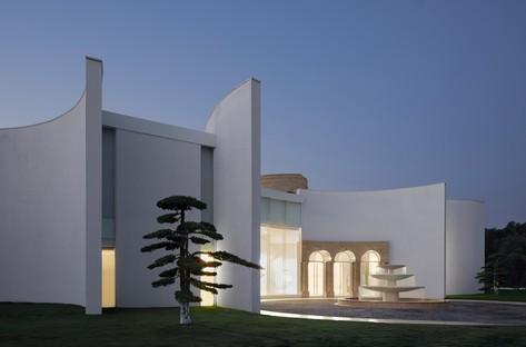 AOE ha realizzato il primo centro di scambio culturale sino-italiano a Chengdu in Cina