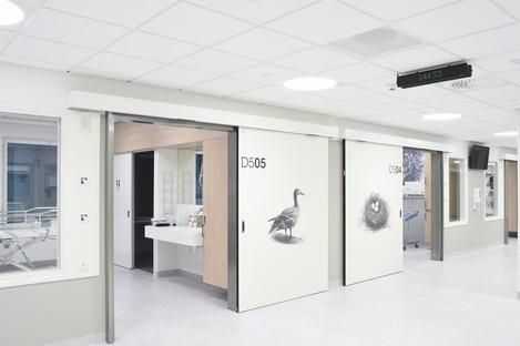 JKMM: Ospedale Nova a Jyväskylä, città della salute