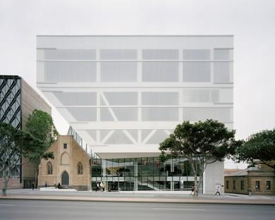 Hassell: Geelong Arts Centre, Stato di Victoria, Australia