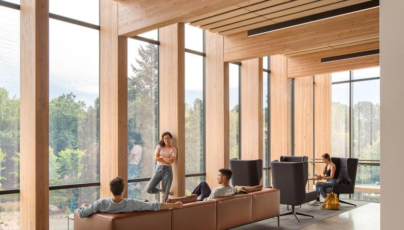 Michael Green Architecture per la Facoltà di Scienze Forestali della Oregon State University