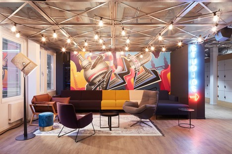 Per la sede berlinese RTL ha scelto gli svizzeri Evolution Design