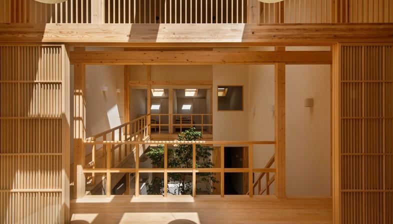 07BEACH Joe Chikamori: Casa a Kyoto