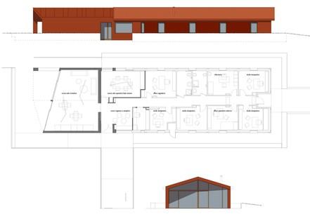 Arbau: Riqualificazione del Centro Soranzo, Forte Rossarol, Venezia