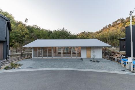Minohshinmachi House, la bellezza economica disegnata da Yasuyuki Kitamura