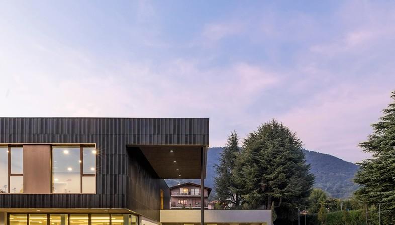 Il nuovo Centro Diurno Integrato di Nembro porta la firma di Remo Capitanio
