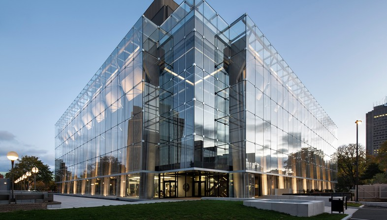 La nuova facciata del Grand Théâtre de Québec porta la firma di Lemay e Atelier 21