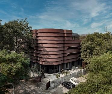 Architecture Discipline: uffici di Rug Republic, New Delhi