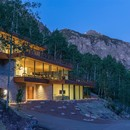 Telluride Glass House di Efficiency Lab for Architecture