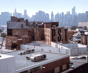 Frederick Fisher<br> P.S. 1 Contemporary Art Center<br> New York