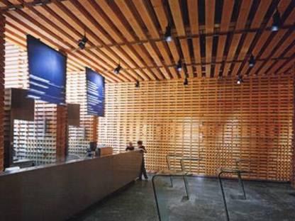 P. Zumthor Padiglione Svizzero all'Expo 2000 di Hannover