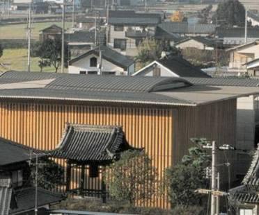 Tadao Ando. Tempio Komyo-ji-Saijo, Ehime, Giappone