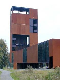 Gigon - Guyer: Museo e Parco di Kalkriese, in costruzione