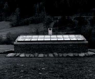 Walter Pichler: casa accanto alla fucina, Alto Adige