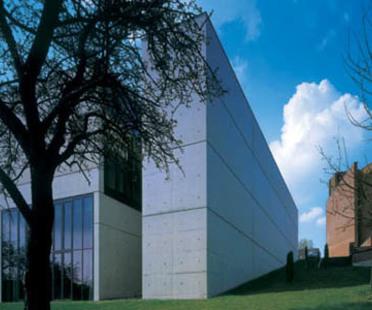 Peter Kulka: casa del silenzio, Meschede
