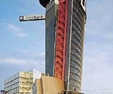Hans Hollein: Interbank Headquarters Lima e torre delle Generali di Vienna