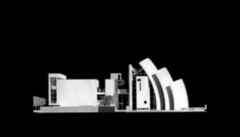 Richard Meier, La chiesa dell'anno 2000, Roma