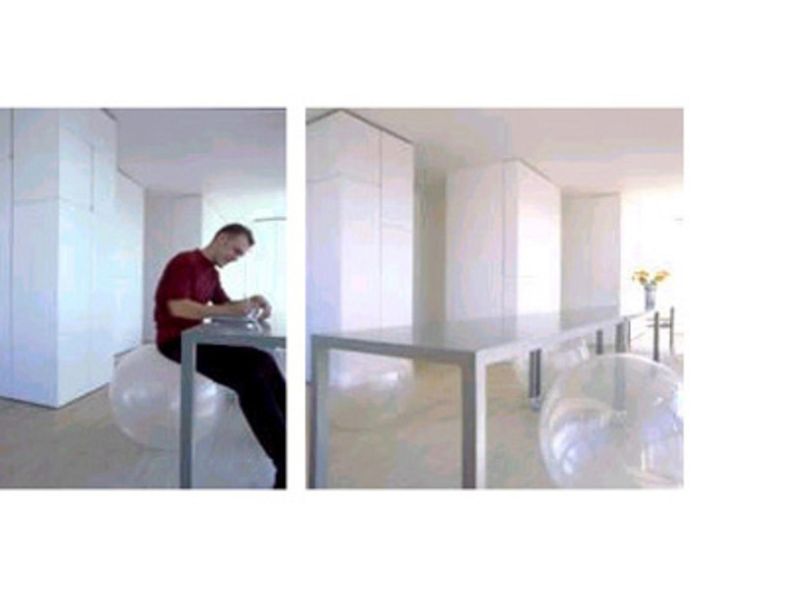 Karel Vandenhende, appartement +24, Madou, Bruxelles