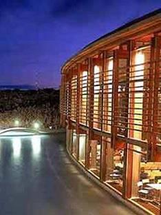 Vannustofa Arkitekta: Blue Lagoon, Grindavik, Islanda, 1999