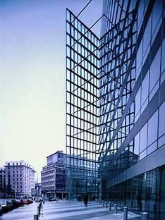 Murphy, Jahn: European Union Headquarters, Bruxelles, Belgio, 1994-1998
