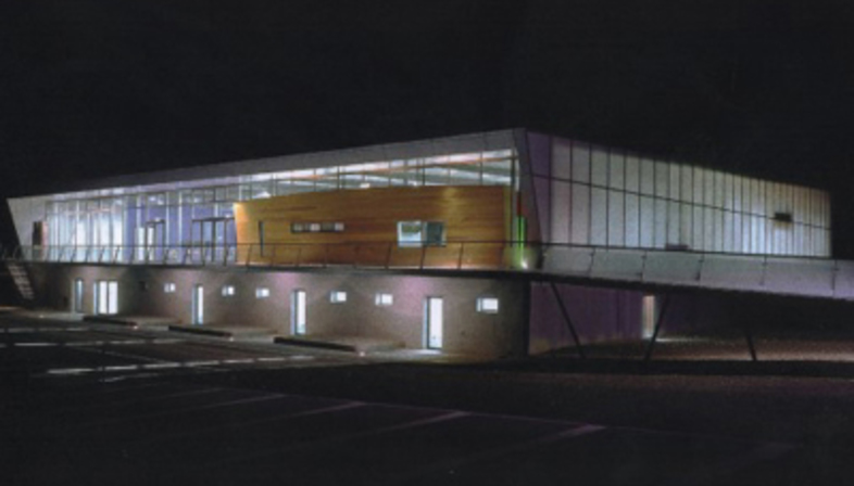 Il Buchholz sports centre
