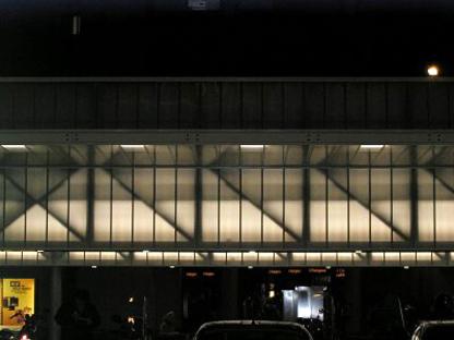 Mario Botta: la pensilina TPL di Lugano, 2002