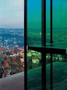 Werner Sobek: Casa Unifamiliare, Stoccarda, Germania 2000