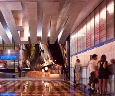 Rem Koohlaas<br> Guggenheim Las Vegas e Guggenheim Hermitage