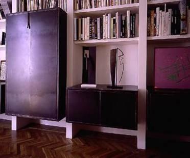 Carlo Lococo: casa con artisti, Roma