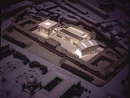 Ortner Architekten, Museumsquartier di Vienna