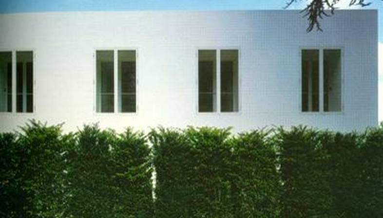 Oswald mathias ungers casa in kampchensweg coloniamungersdorf germania floornature - Casa in germania ...