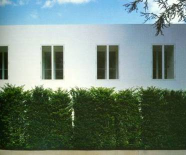 Oswald Mathias Ungers: casa in Kampchensweg, Colonia-Mungersdorf, Germania